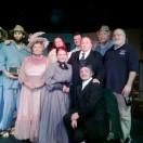 Thia Evans as Emilie in My Three Angels at Brush Creek Playhouse, Silverton Oregon