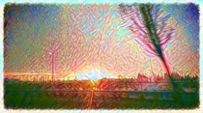 Sunrise Salem Oregon