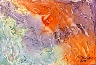 Maelstrom acrylic