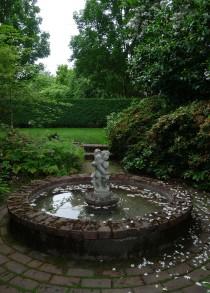 Fountain at Gaiety Hill