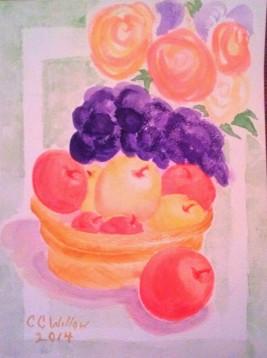 Re-Rearrangement watercolor