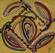 20160928 zentangle 199 ink & watercolor WB (2)