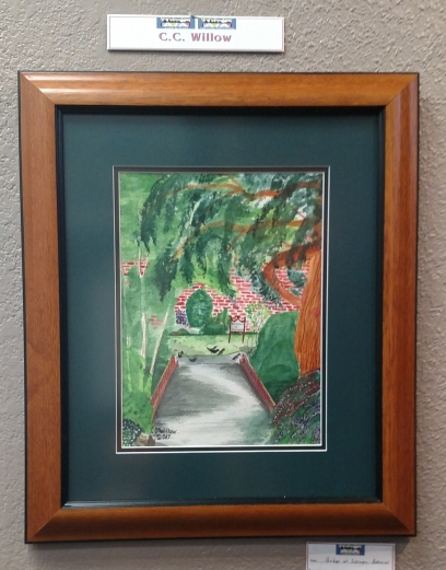 Bridge to Springer Botanical by CC Willow