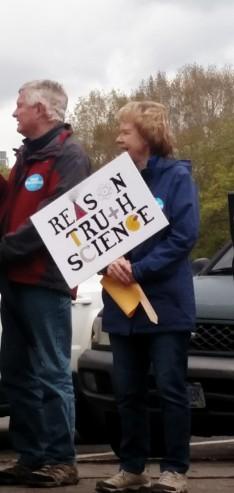 "Reason. Truth. science"""