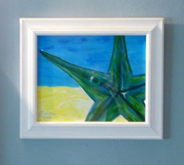Starfish 4 by CC Willow