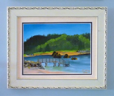Taft Bay, Lincoln City by CC Willow