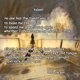 Talent meme