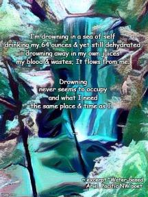 Water Based excerpt poem meme