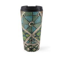 Zentangle 193 travel mug