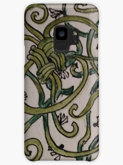 Zentangle 210 phone case