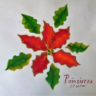 Poinsetta 2 by CCWillow