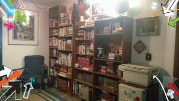 !! Home Library