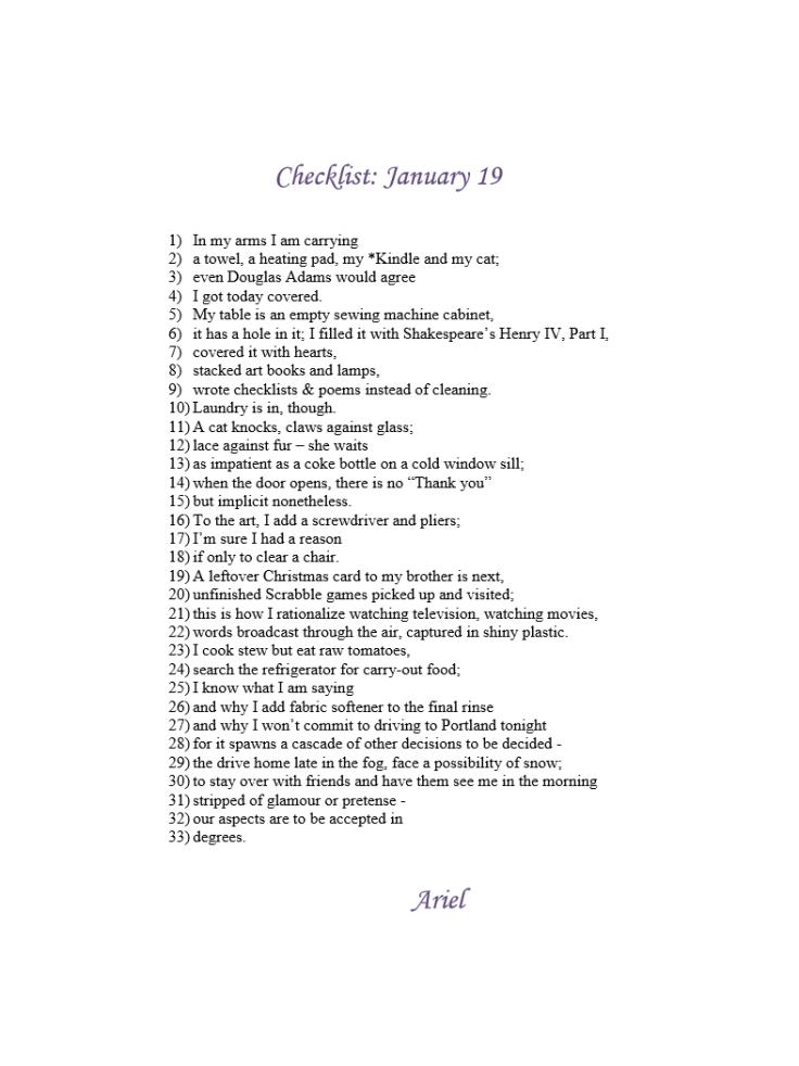 CL Jan 19