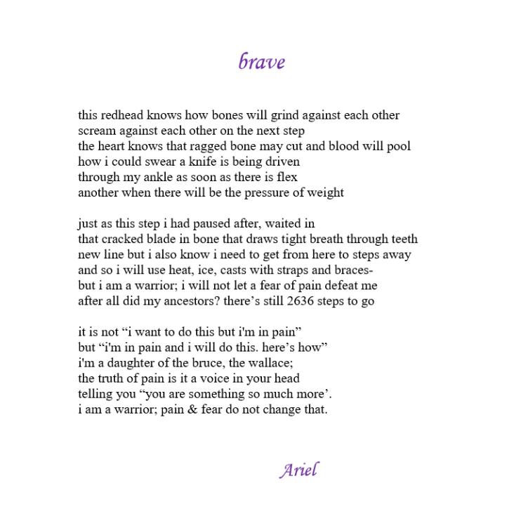 Brave by Ariel