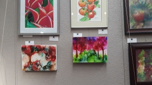 Something Hudden and Something emerging at Elsinore Gallery 44
