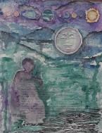 Art Journal 9X12 multimedia NFS