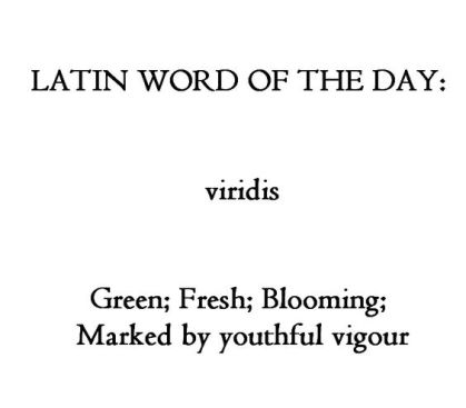 viridis