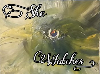 She Watches by CC Willow